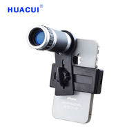 Universal 8X Mobile Phone Lens Smartphone Camera Telephoto Lenses Cell Phone Camera Telescope Lens For IPhone