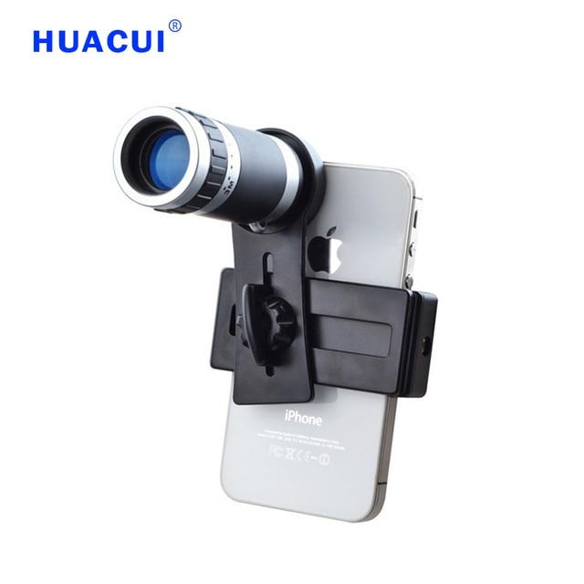 Universal 8x Mobile Phone Lens Smartphone Camera Telephoto Lenses