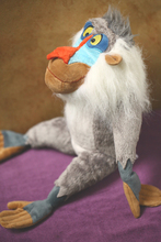 Limited 38cm Rafiki Plush Toys The Lion King Papio Monkey Soft Doll