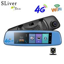 цены SLIVERYSEA 4G Car DVR 7.84