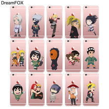 Sasuke Naruto Case Cover For Apple iPhone X XR XS Max 8 7 6 6S Plus 5 5S SE 5C 4 4S