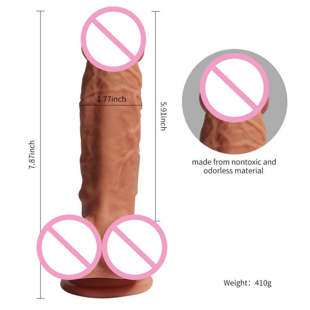 Big hard dildo