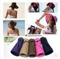 2016 Sombreros de Las Mujeres Al Por Mayor Fabricantes que Venden Señoras Sol Sombrero Sombreros de Verano Visera Casquillo de la Marea Playa Chapéu femenino de Ala Ancha