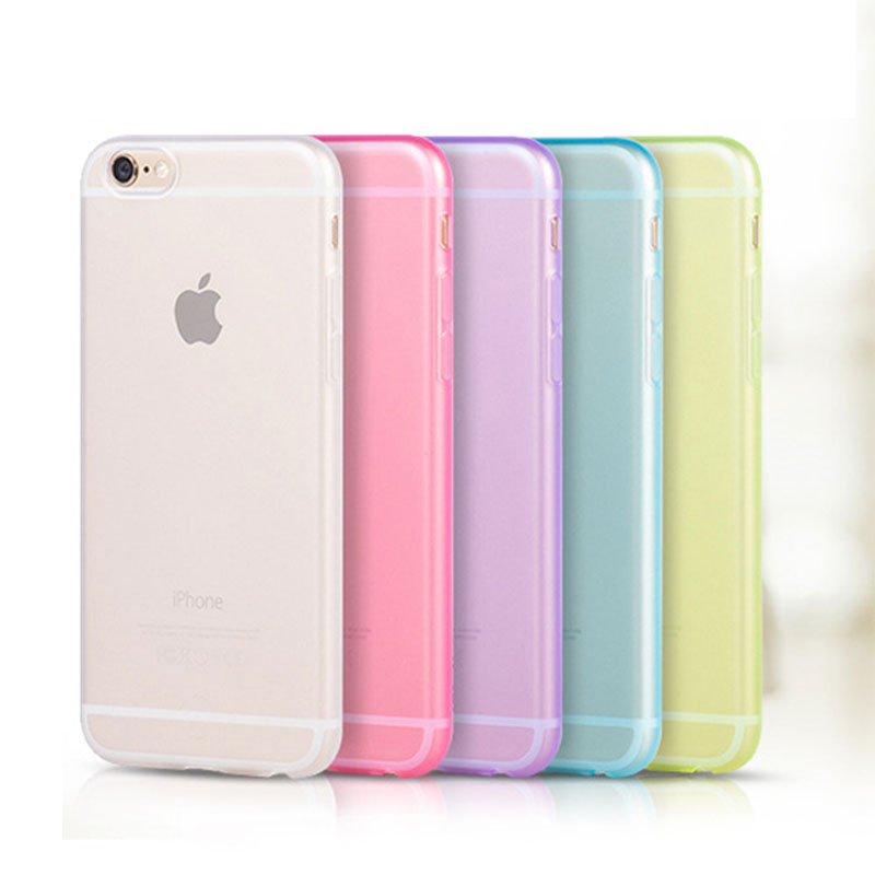Fashion 360 Degree protection TPU Cheap Cell phone Cases For iphone 6 6s Silicone phone Cover For iphone 6plus 6s plus Coque