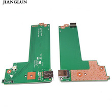 JIANGLUN DC IN POWER JACK BUTTON BOARD For ASUS X75A X75VD X75VB X75VC F75VD A75F connector