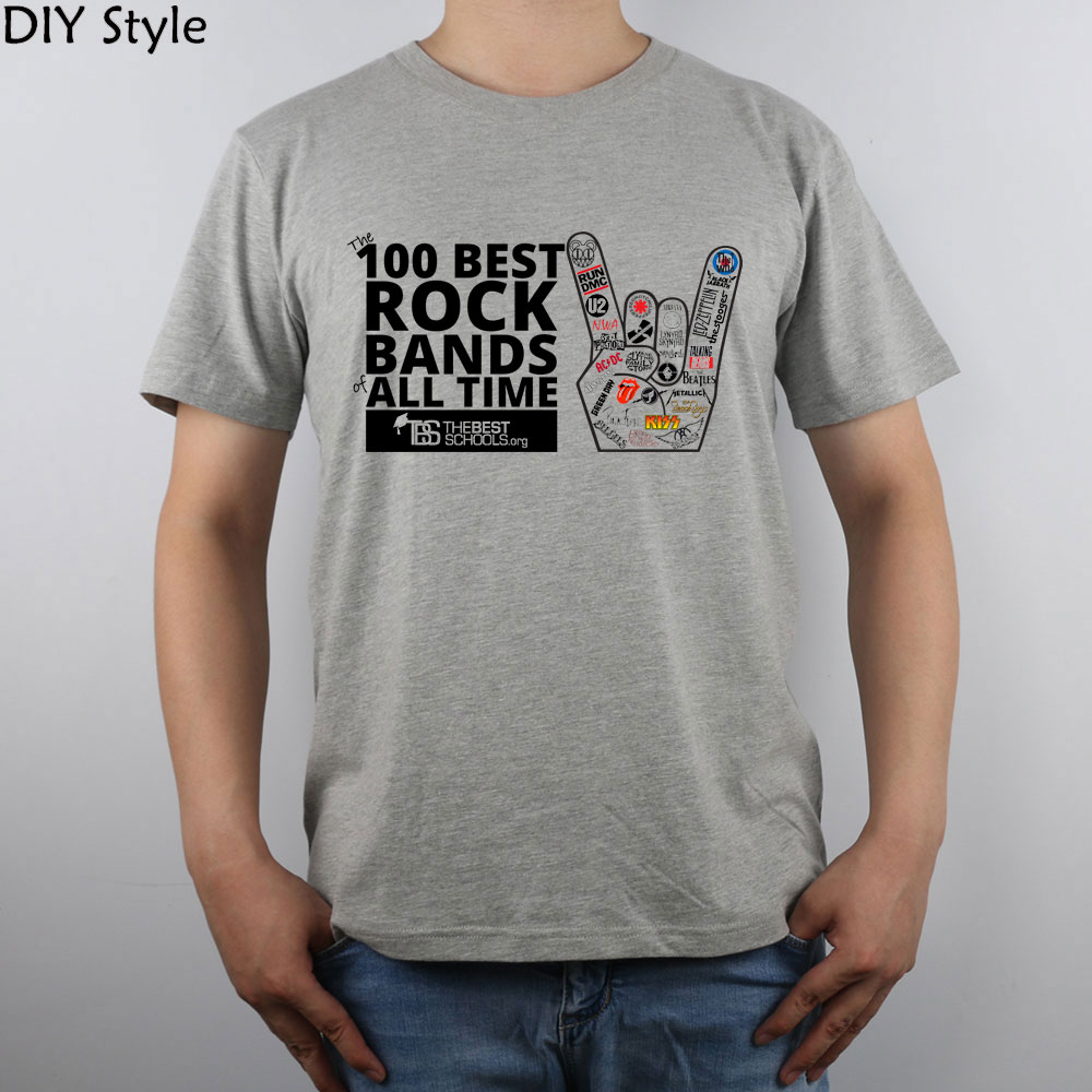 Best Rock Shirts Of All Time | Azərbaycan Dillər Universiteti