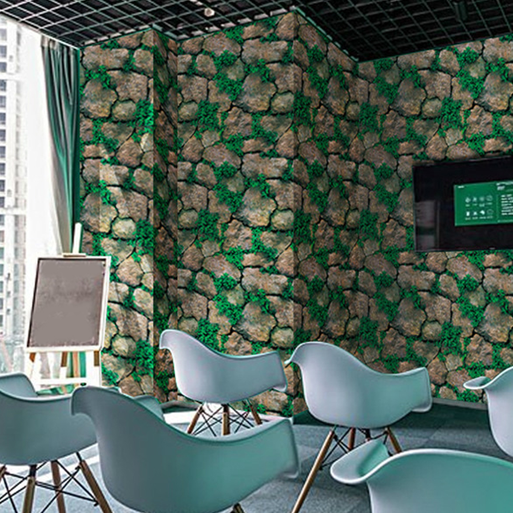 3D Wandaufkleber Schlafzimmer Wohnzimmer Schrank Eingang Schlafsaal Home Decor Abnehmbare DIY Poster AufkleberChina