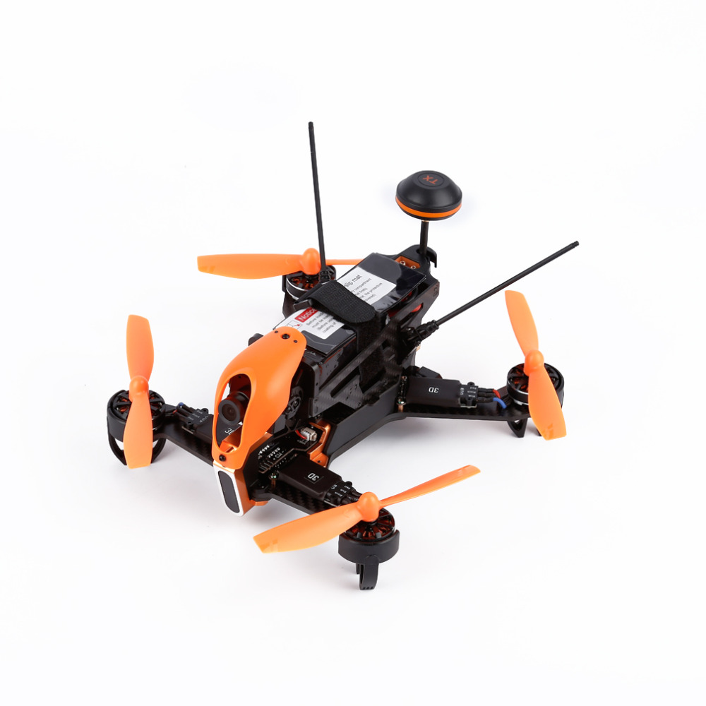 Professional 1x 2 4G Adjustable RC font b Drone b font With HD Camera For Walkera