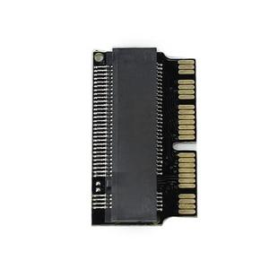 Image 2 - M2 ل NVMe PCIe M.2 ل NGFF إلى SSD محول بطاقة ل أبل محمول ماك بوك اير برو 2013 2014 2015 A1465 A1466 A1502 A1398 PCIEx4