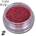 1PCS  Mix UV Gel Glitter Dust Powder Nail Art Glitter