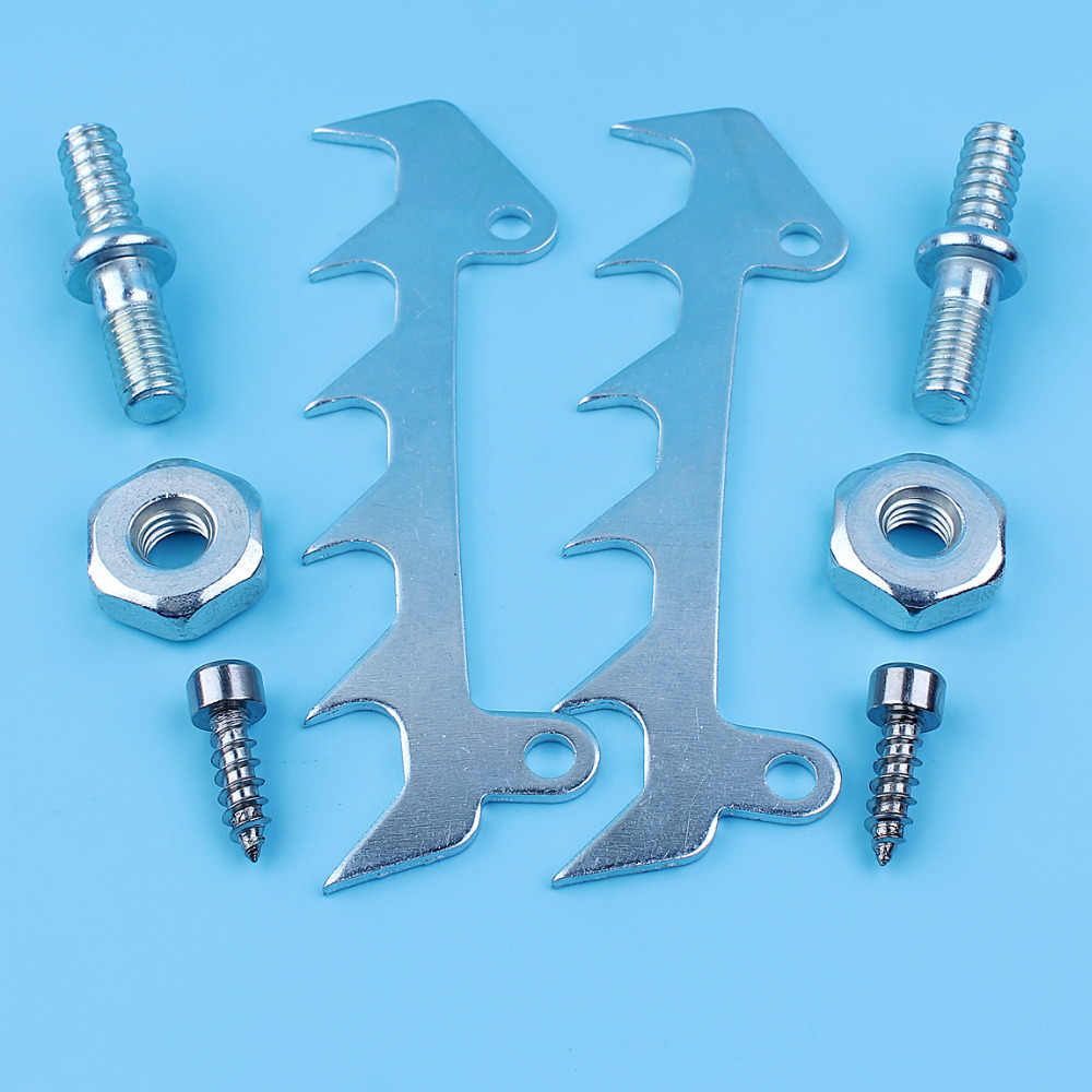 Details about  /Bumper Spike Felling Dog Screw for STIHL 017 018 021 025 MS170 MS180 Chainsaw