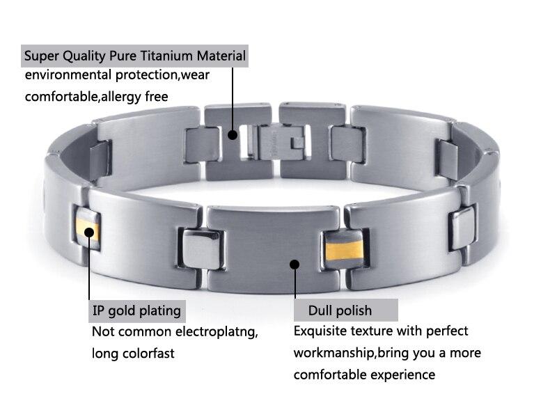 HTB1.SAgRVXXXXcLXpXXq6xXFXXXK - RainSo 2019 Fashion Titanium Bracelets & Bangles For Women Men Trendy Simple Generous Jewelry OTB-216  charm bracelets