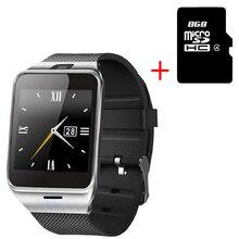 Hot Fashion Aplus GV18 Smart Uhr Unterstützung SIM Karte NFC Bluetooth Reloj Inteligente für IOS Android Telefon Smartwatch Uhr