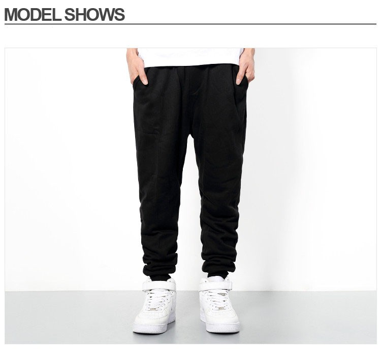 Men Joggers Pants Hip Hop Fashion Sport Skinny Sweatpants Casual Military Jogging Trousers Black beam foot trousers M-4XL (10)
