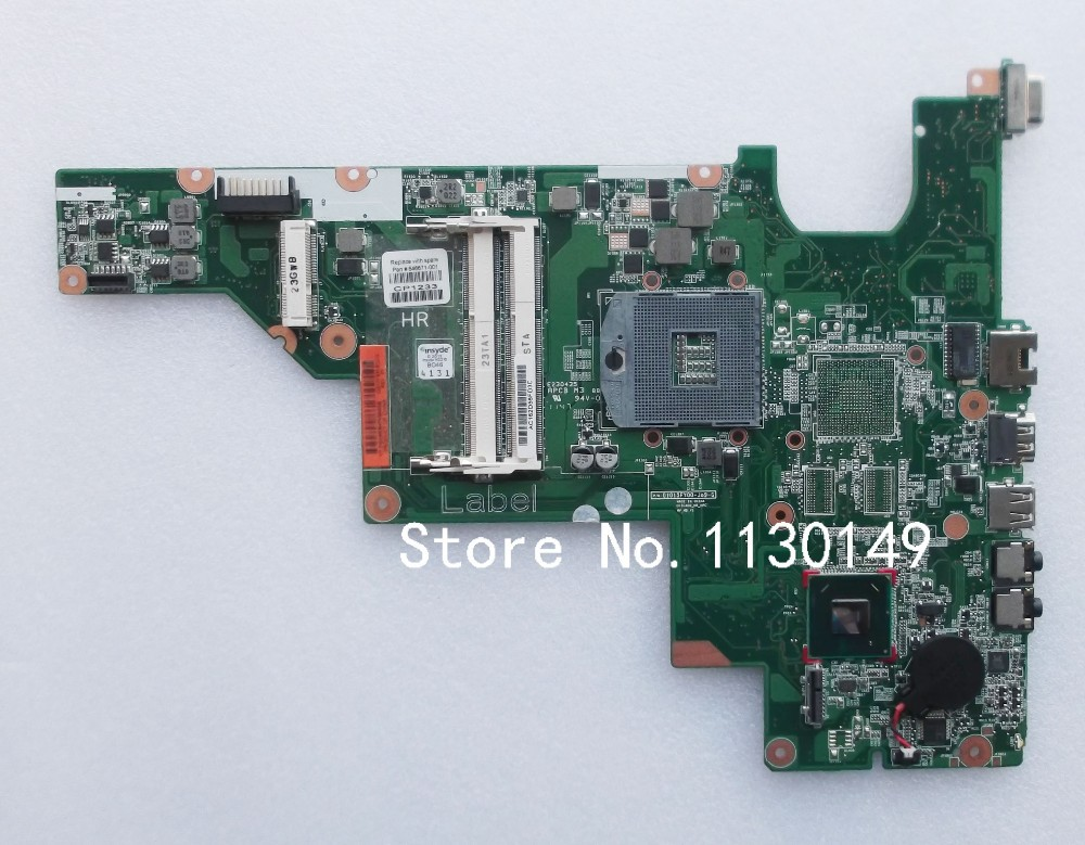 646671-001 laptop motherboard for HP 430 630 mainboard for hp motherboard and fully test well laptop motherboard for hp dv4 698395 001 system mainboard fully tested and working well