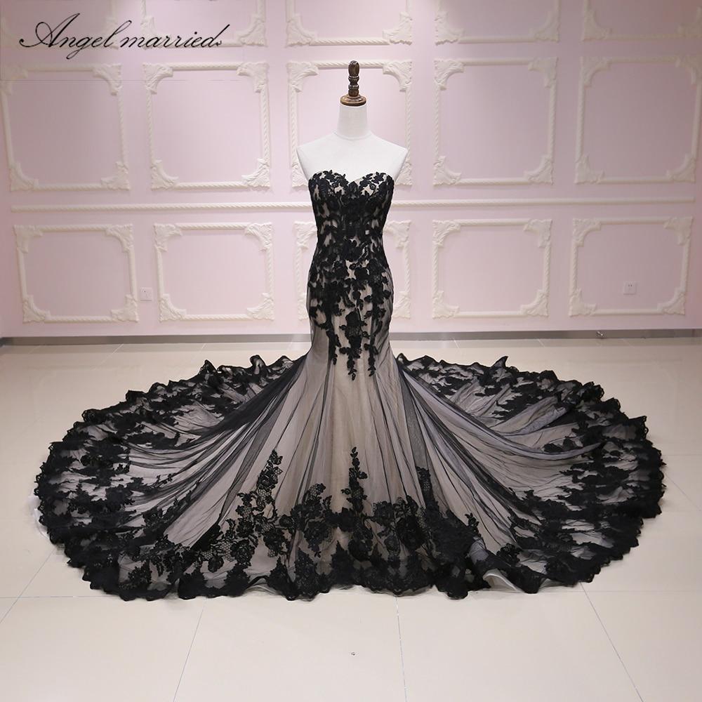 Angel married evening   dress   with jacket 2018 lace mermaid   prom     dresses   women formal party   dress   vestido de festa 2019