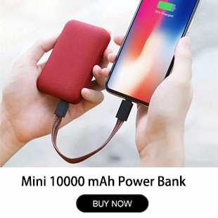 10000-mAh-Power-Bank-for-Xiaomi-Powerbank-ROCK-Mini-Portable-Ultra-thin-Polymer-Battery-for-iPhone