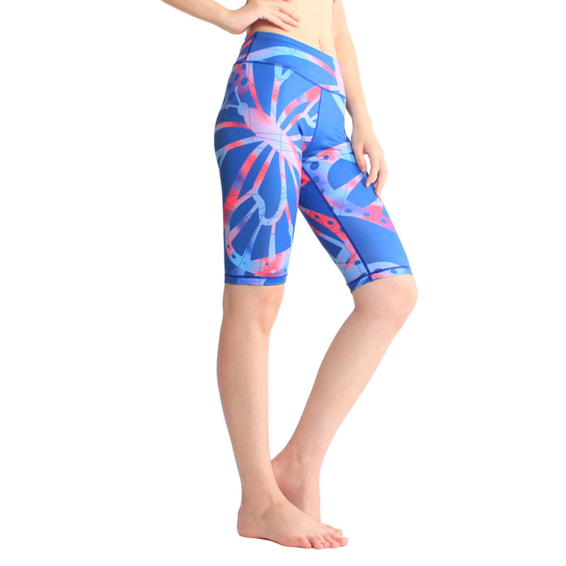 8e7808f698 Hot Summer 8 Colors Women Cycling Sport Shorts Quick Dry Fitness Yoga  Jogging Compression Tights Shorts-in Cycling Shorts from Sports &  Entertainment on ...