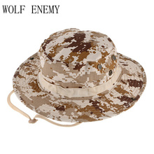 High Quality Tactical Airsoft Sniper Camouflage Boonie Hats