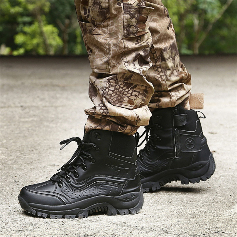 New Hot Style Men Hiking Shoes Winter Outdoor Walking Jogging Shoes Mountain Sport Boots Climbing Sneakers Hiking Shoes #3d13 (6)