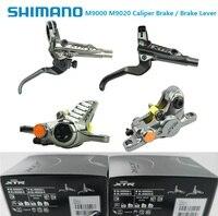 Original MTB Mountainbike Öl Bremse SHIMANO X T R M9000 M9020 Sattel Bremse Bremshebel Hydraulische Scheiben Bremse Zubehör-in Fahrradbremse aus Sport und Unterhaltung bei
