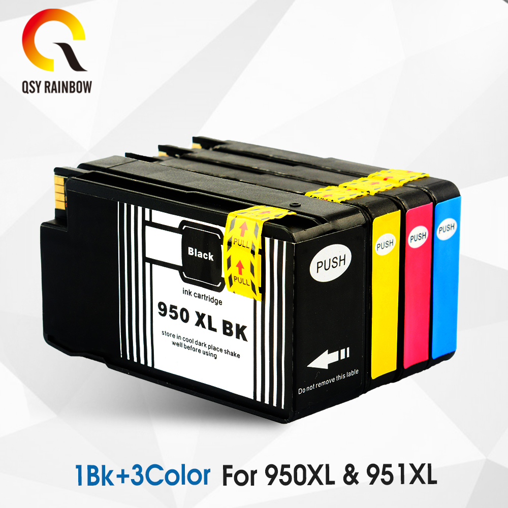 CMYK SUPPLIES compatible ink cartridge Replacement For HP 950xl 950 OfficeJet Pro 8100 8600 8600e 8610 8615 8620 with ChipCMYK SUPPLIES compatible ink cartridge Replacement For HP 950xl 950 OfficeJet Pro 8100 8600 8600e 8610 8615 8620 with Chip