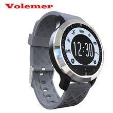 Горячая f69 sprots smart watch ip68 фитнес-трекер браслет монитор сердечного ритма плавание водонепроницаемый браслет для ios android phone