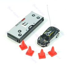 Coke Can Mini RC Radio Remote Control Micro Vehicle Boy Racing Car Toy Gift