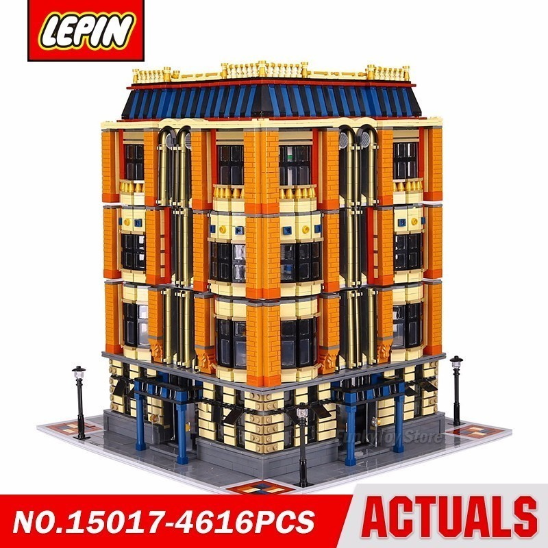 Lepin 15016 Moc Apple University 15016 City Street Series Model Building Block Brick Kits Compatible Toys Gift new lepin 22001 pirate ship imperial warships model building kits block briks toys gift 1717pcs