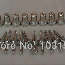20 шт LG-40 PT-31 плазменной резки расходный материал Расширенный никелированный CUT-40 CT-312