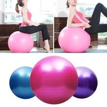 75 cm deportes Yoga bolas Bola Pilates Pelota Yoga Fitness Gym Balance  Fitball ejercicio Pilates masaje 112ff172bda6