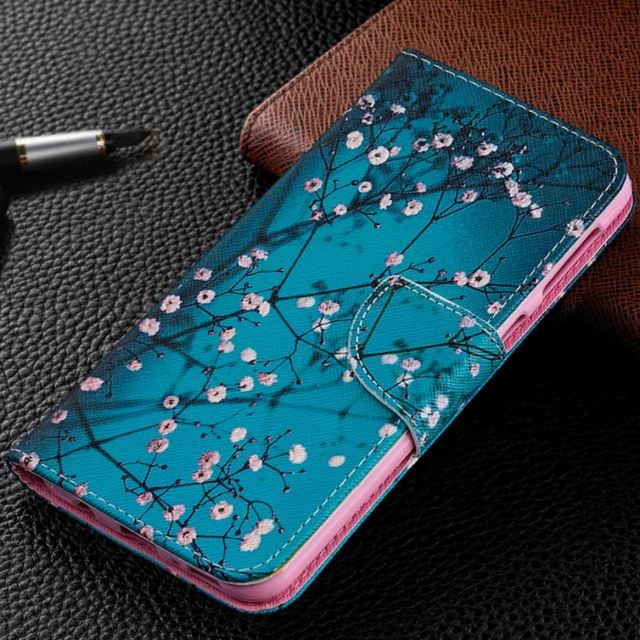 Pour Nokia 2 3 5 6 8 2017 2.1 3.1 5.1 6.1 7.1 2018 630 730 Mode Portefeuille Étui de Poche Mignon Tournesol Housse P07Z