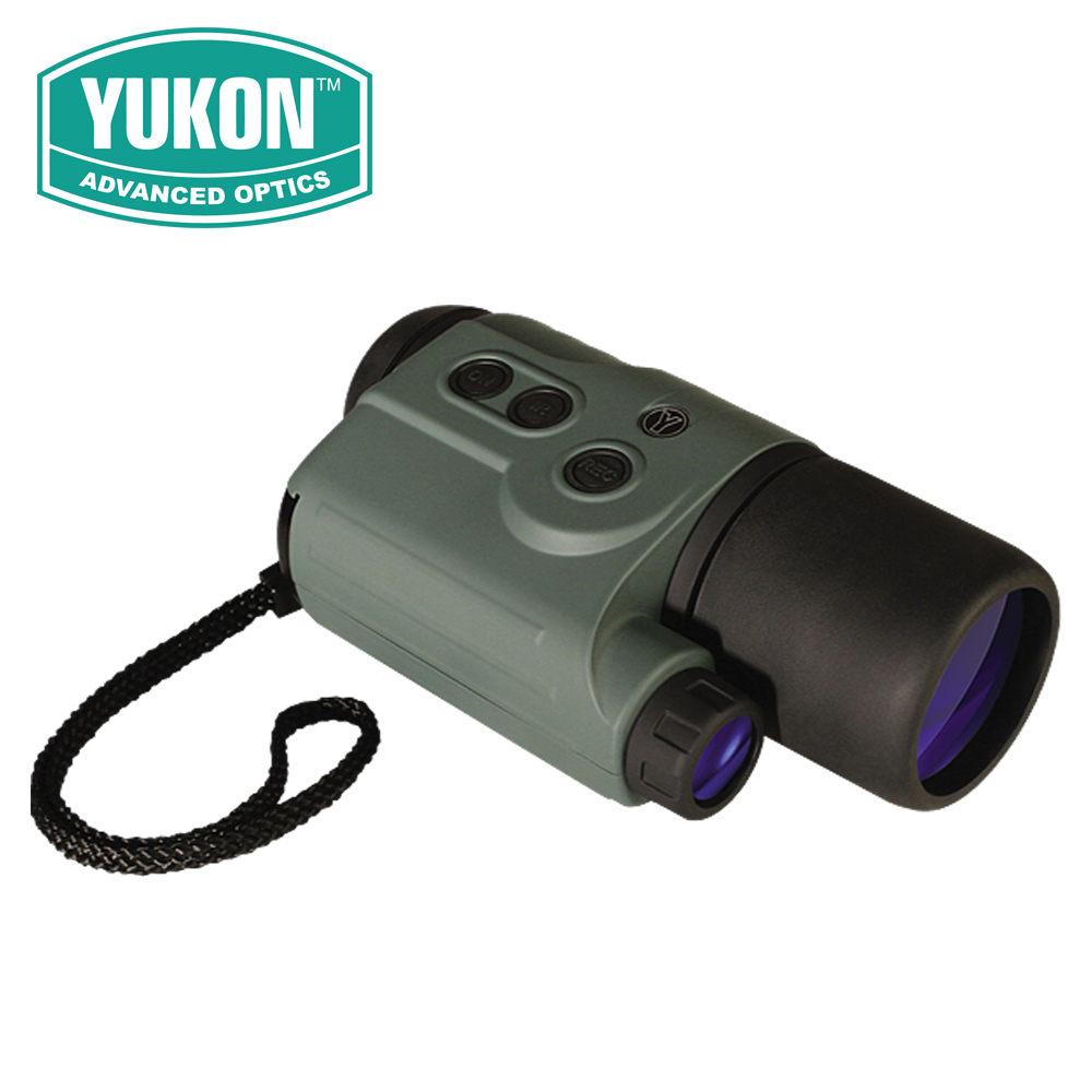 все цены на YUKON Digital Nightvision Recording Monocular Stringer 3.5x42 Scope Hunting Night Visions Built-in IR-illuminator Video Recorder онлайн