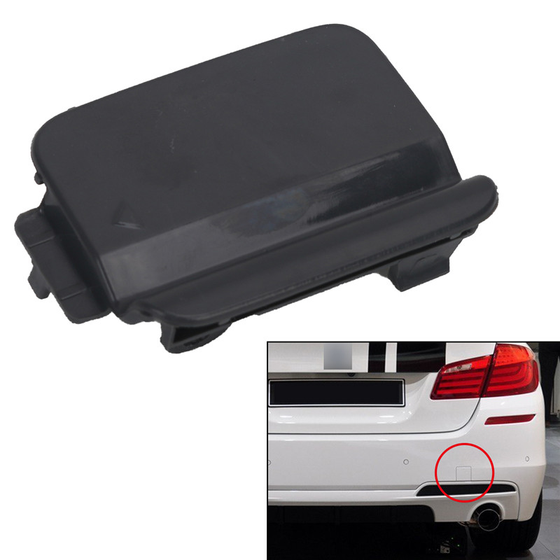 E60 Rear Bumper Tow Hook Cover Cap For BMW E60 5 Series