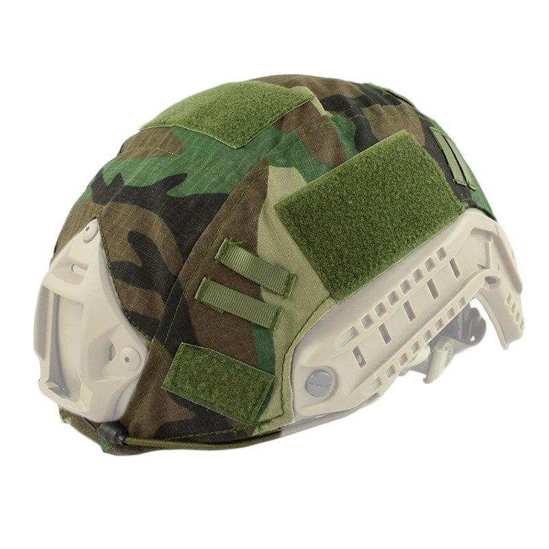 Wargame Airsoft Helmet Cover Military Helmet Cover For Fast Helmet BJ/PJ/MH Types -Free Shipping emersongear tactical fast helmet cover helmet accessories for fast helmet cover bj pj mh multicam emerson helmet cover em8825