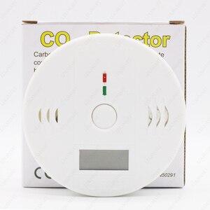 Image 4 - Система сигнализации, датчик углекислого газа, сенсоры работают независимо друг от друга, встроенная сирена 85 дБ, ЖК экран