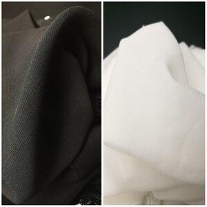 Image 3 - Leo anvi foulard en mousseline de soie pour femmes, couvre chef, bandana en dentelle, pour femmes, hijab musulman