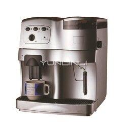 YUNLINLI Italiaanse Espresso Koffiezetapparaat Machine Automatische Commerciële Hoge Druk Melkopschuimer Slijpen Bean Machine voor Thuis-in Koffiemakers van Huishoudelijk Apparatuur op