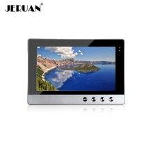 JERUAN  10 inch TFT Screen video door phone  doorbell intercom system only 1001 monitor  + Power Adapter