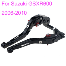 KODASKIN Folding Extendable Brake Clutch Levers for Suzuki GSXR600 2006-2010 цена 2017