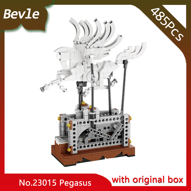 Bevle Store LEPIN 23015 with original box Technic series Electric Motor Pegasus Building Blocks Bricks Children For Toys Gift bevle store lepin 22001 4695pcs with original box movie series pirate ship building blocks bricks for children toys 10210 gift