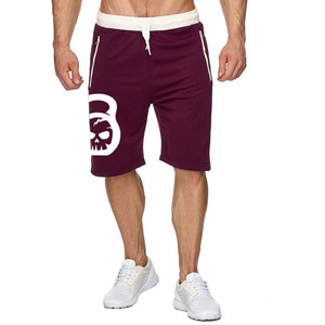 2019 Summer Brand Men's Casual Summer Bodybuilding Shorts Sexy Sweatpants Male Fitness Bodybuilding Workout Man Fashion Shorts