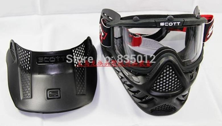 Visor GEN 2 Tactical War game Double Lens Protecting full face Mask paintball airsoft CS Anti fog bulletproof goggle mask