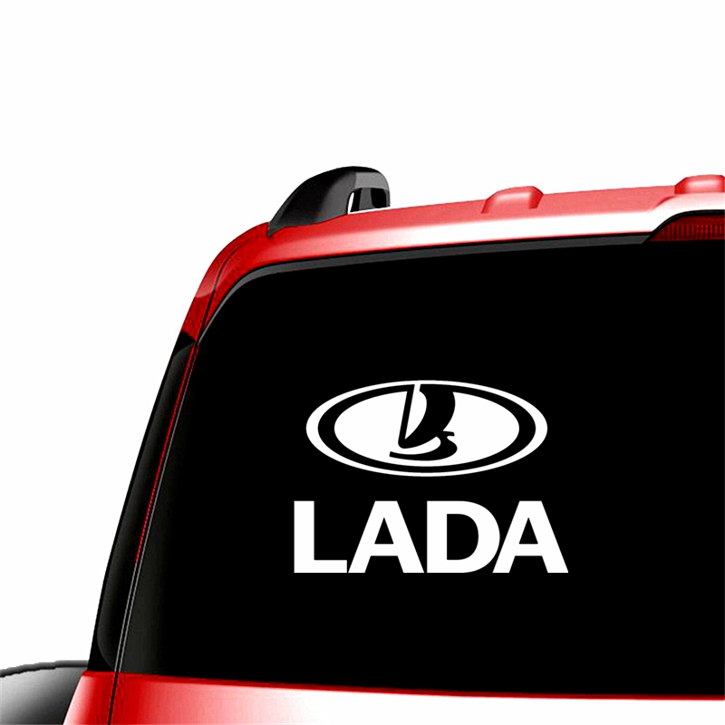 Image 2 - Three Ratels TZ 804 12*17cm 1 5 pieces car sticker for vaz lada auto sticker car stickers removable-in Car Stickers from Automobiles & Motorcycles