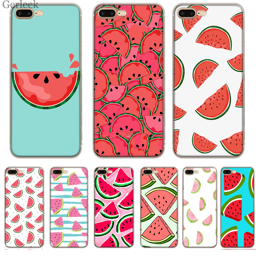 cover iphone 7 watermelon