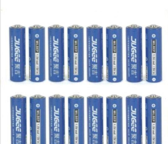 1.5 v AA lifepo4 lithium ionen batteries 16 pcs 14500 JUGEE 3000mWh rechargeable li-ion Li-polymère Li-Po batterie appliquer Jouets, etc