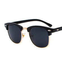 2019 Luxury brand polarized mens sunglasses Women Fashion Hue Vintage Retro Polaroid Sunglass Male Sun Glasses For men ray bann