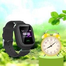 """0.99 """"q60 smart watch gps tracker sos llamada anti-perdida smarwatch vs q50 para android ios iphone regalo para niños niños"""
