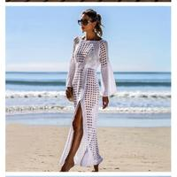 NEW sexy crochet maxi dress pattern,detailed tutorial,crochet beach dress,crochet summer dress,crochet boho Spell dress