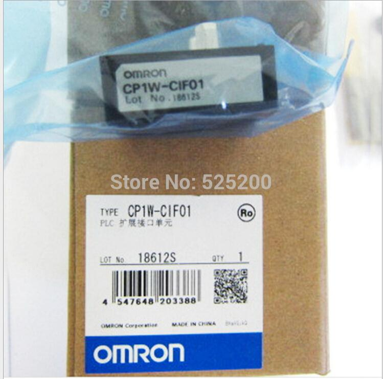 New and original CP1W-CIF01 OMRON Plc Extension interface unit Communication module cp1w 16er new and original omron plc controller plc module